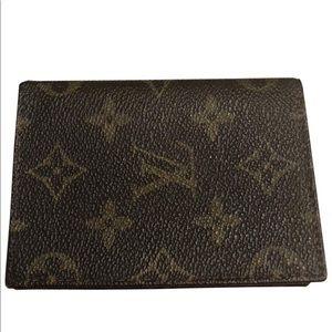 Louis Vuitton bifold